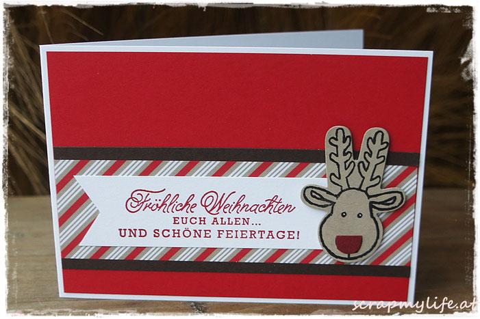 MWD - DP Zuckerstangenzauber - ausgestochen weihnachtlich - Elementstanze Lebkuchenmännchen