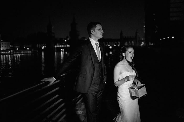 Hochzeitsparty im Spreespeicher