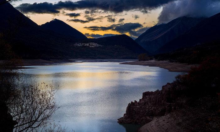 Barre e il suo lago