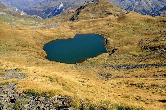 Maintenant, direction le Lac des Espécières.