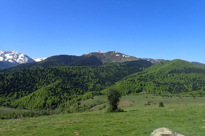 Le Montaigu (2350m).