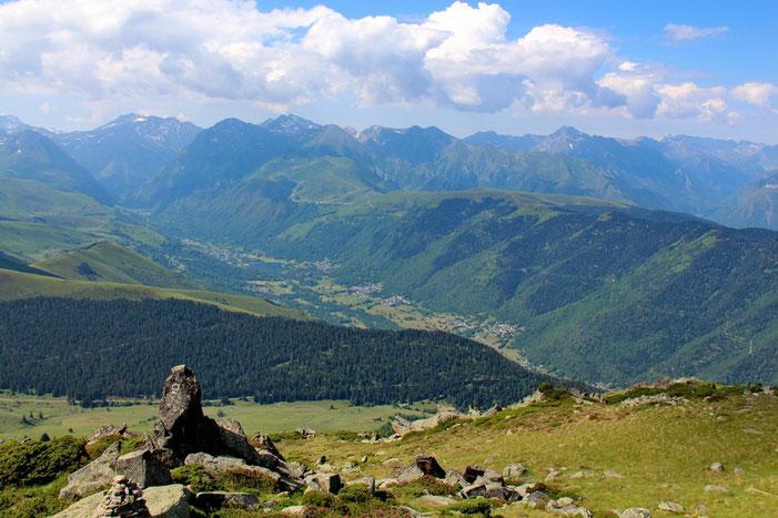 La vallée du Louron...
