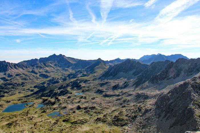 Vers le Col de Barèges.