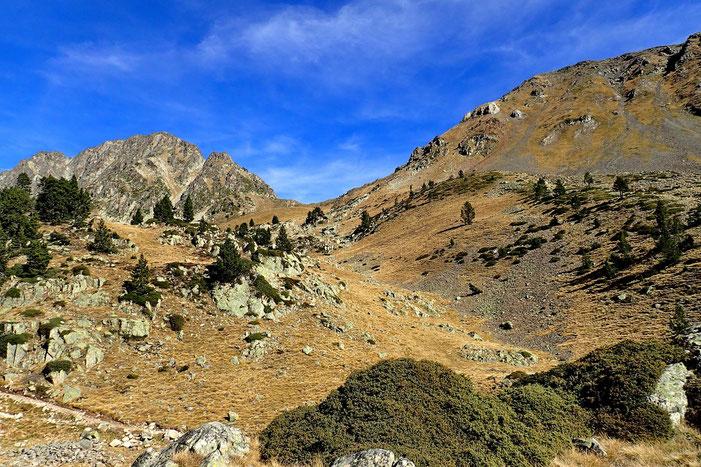 Le Col de Bastan.