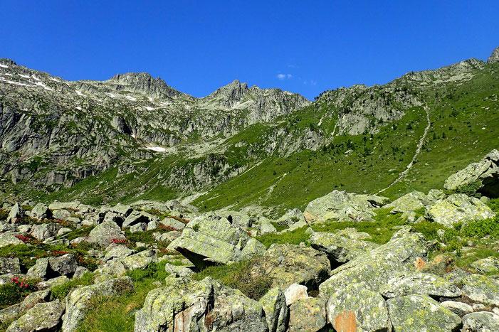 Très beau paysage...