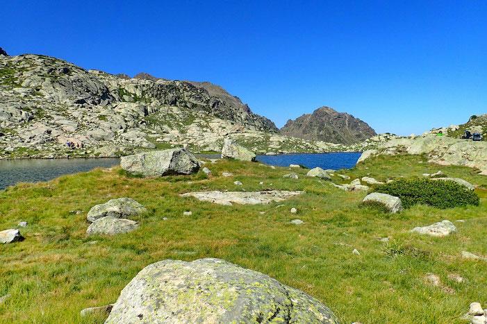 Le Lac Estelat Inférieur.