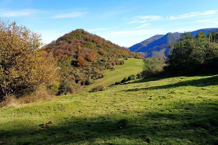 Le Col d'Arriulé.