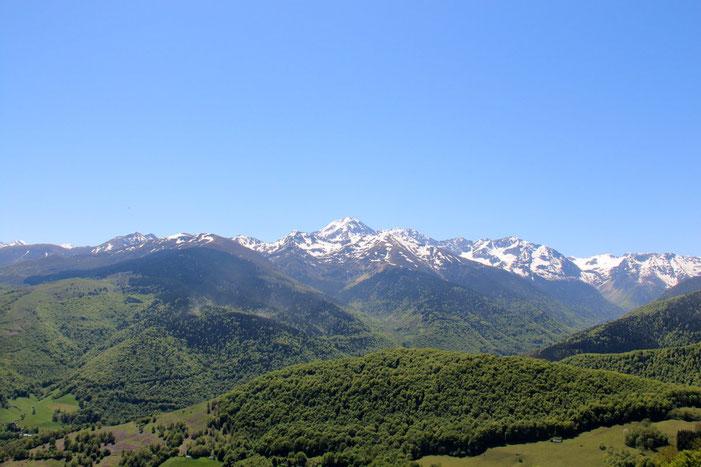 Sur le Pic du Midi.