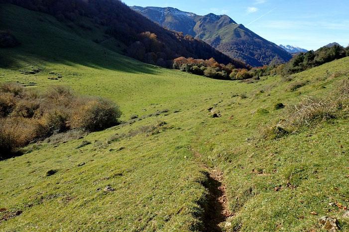 Et arrivée au Col d'Isou (847m).