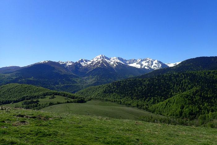 Et le Pic du Midi de Bigorre (2876m).