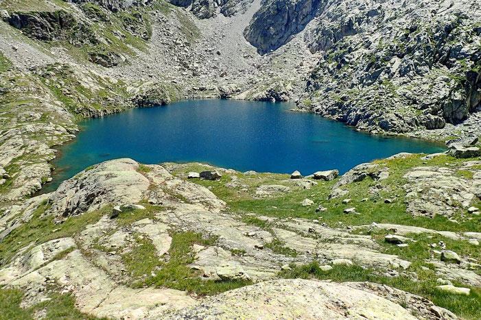 Très joli lac!