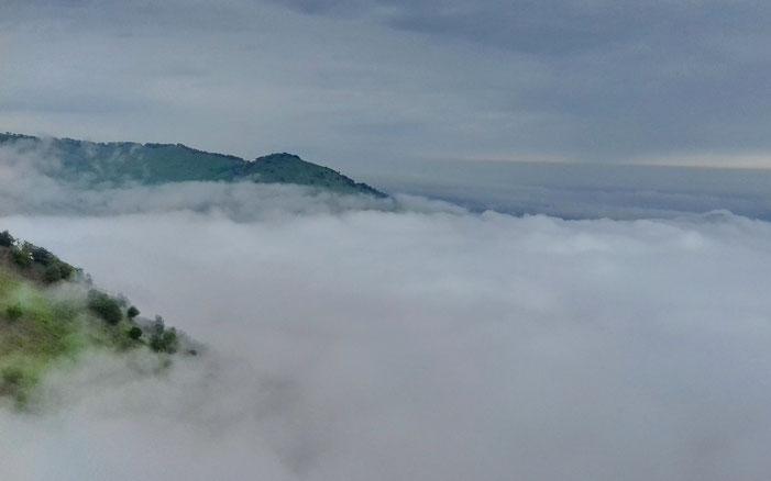 Et toujours cette brume qui ne se dissipe pas...