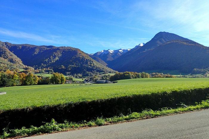 Que la montagne est belle!