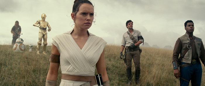 Star Wars: Der Aufstieg Skywalkers Szenenbild