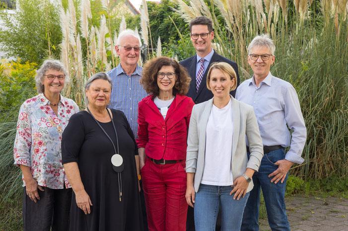 Vorstand des Vereins der Freunde und Förderer des Caritas-Altenzentrums Maria Königin