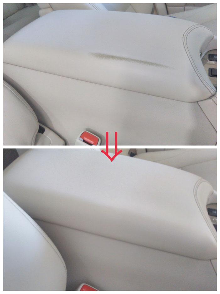 豊橋、豊川、田原の自動車内装修理、シート修理