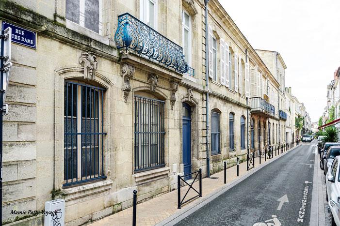 Rue Notre-Dame, Bordeaux