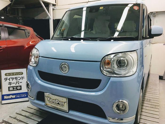 新車 コーティング ディーラー 愛媛 松山 ダイヤモンドキーパー クリスタルキーパー キーパー技研株式会社
