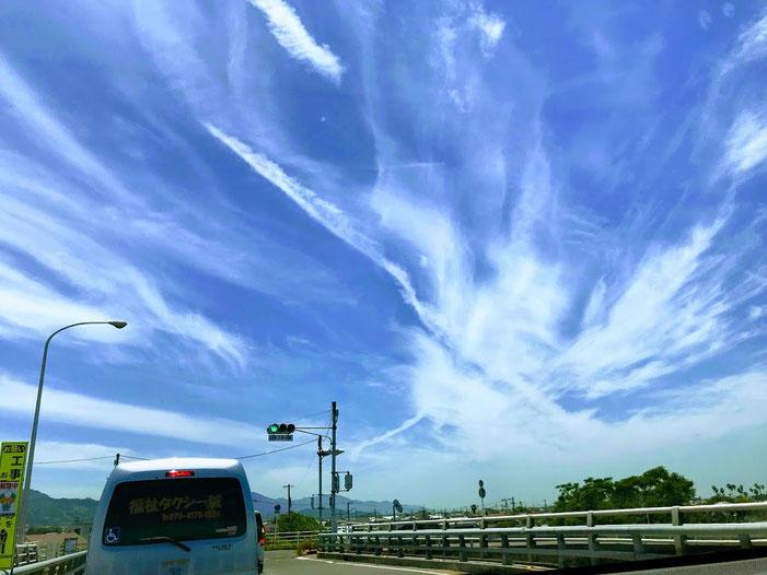 #地震 #津波#青空