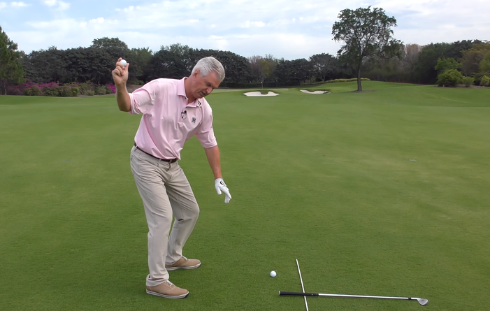 golf drills to improve your swing