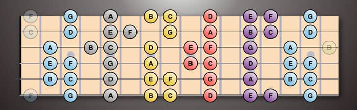 Learn the Fretboard in 7 Steps