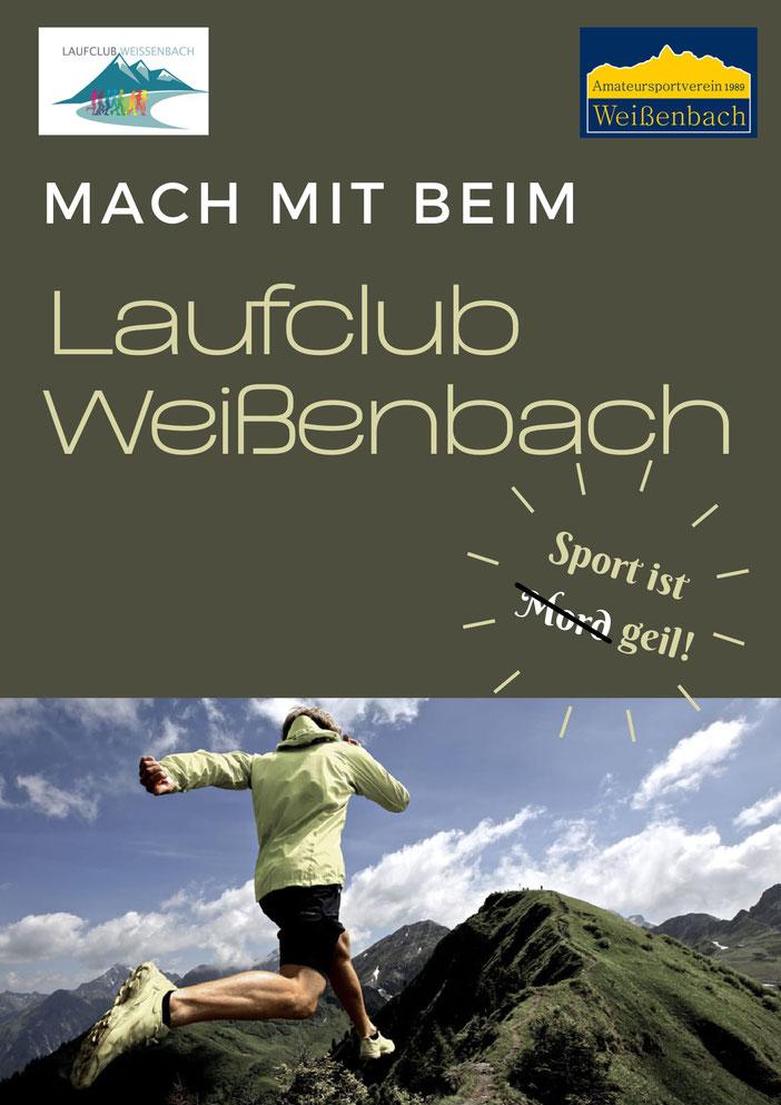 WASV - Weißenbacher Sportverein - Sektion Laufen