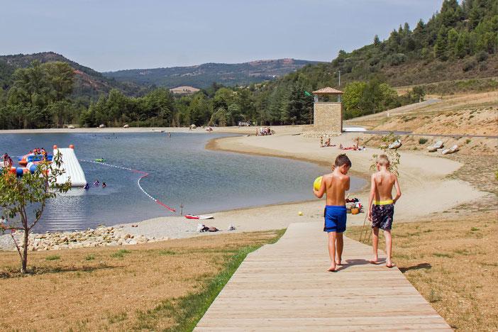 Lac St Bertrand - Quillan