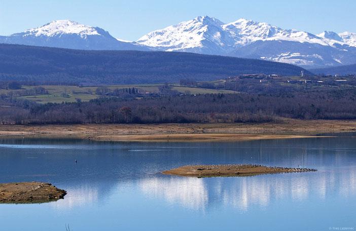 Lac de Montbel - Pyrénées Audoises
