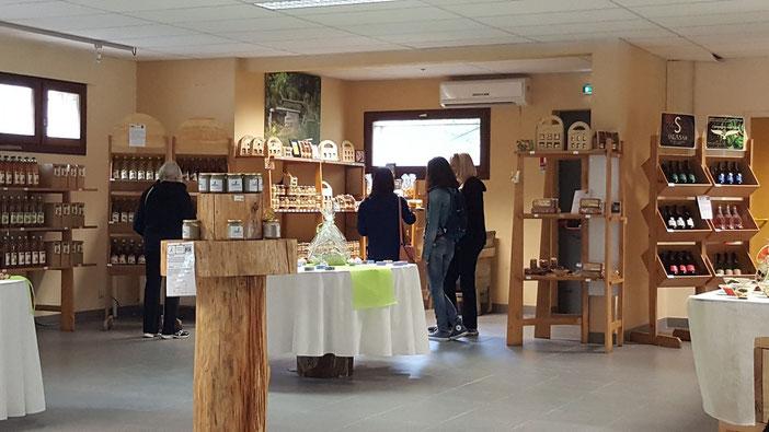 boutique des Pyrénées Audoises