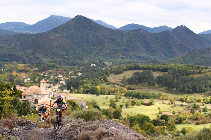 Evasion VTT à Ginoles - Pyrénées Audoises