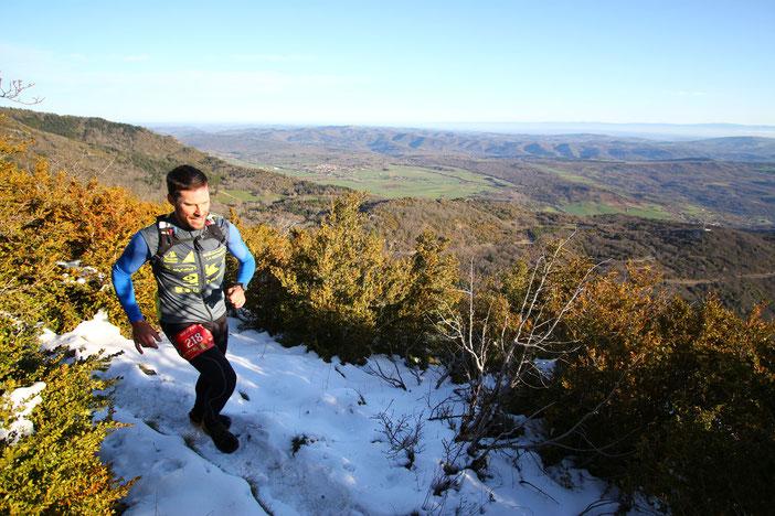 Trail Quillan - Pech Tignous