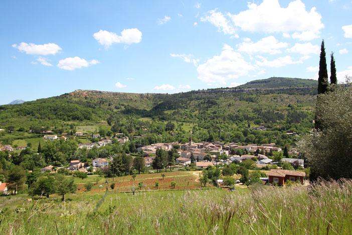 Sentier des Dinosaures - Campagne sur Aude - Pyrénées Audoises