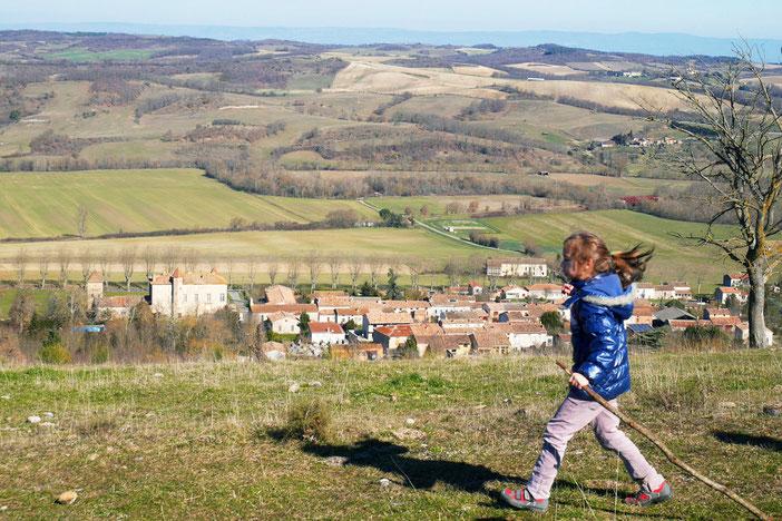 Chemin de Labade - Rando Pyrénées Audoises