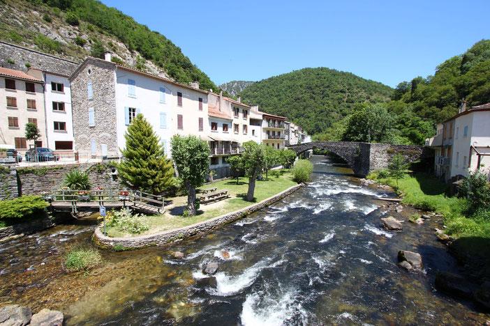 Forêt de Fontanilles - Axat - Rando Pyrénées Audoises