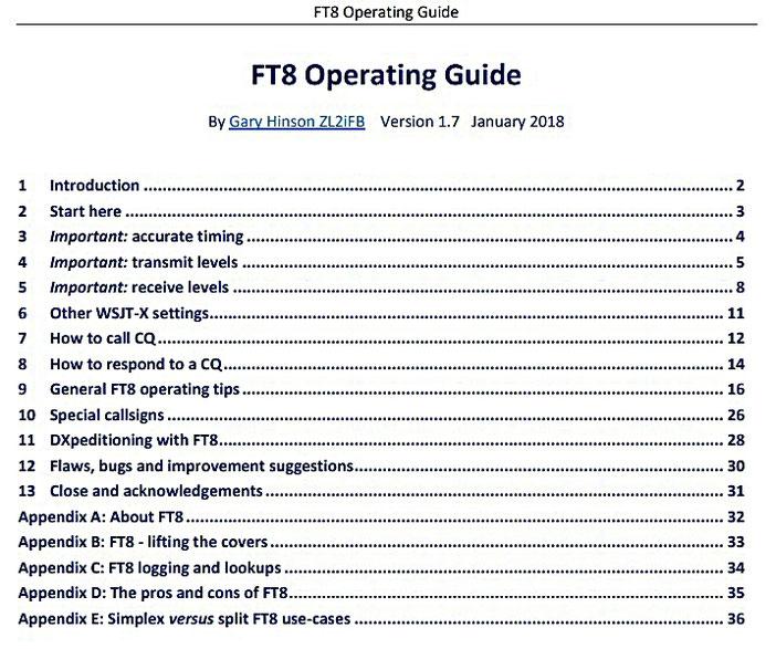 Руководство по работе FT8 - R3RT