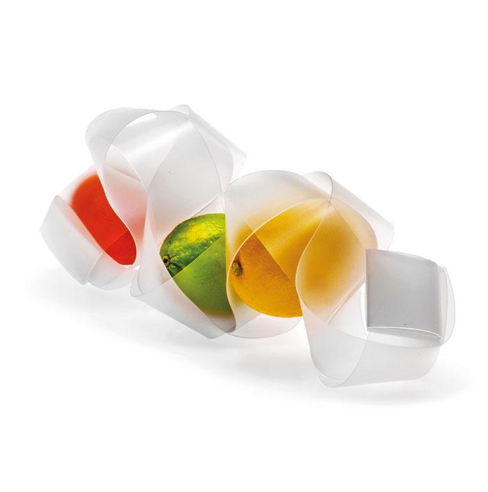 Line up gyümölcstároló koncepció