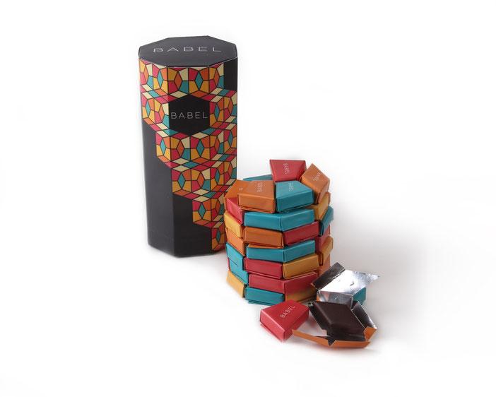 Babel csomagolás tervezés