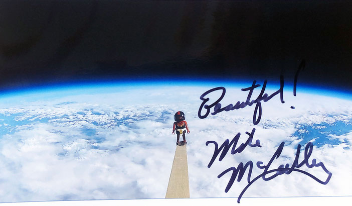 Autograph Mike McCulley Autogramm