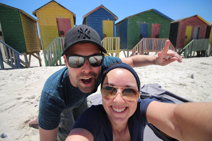Weltreise Reiseblog Südafrika Muizenberg Travel