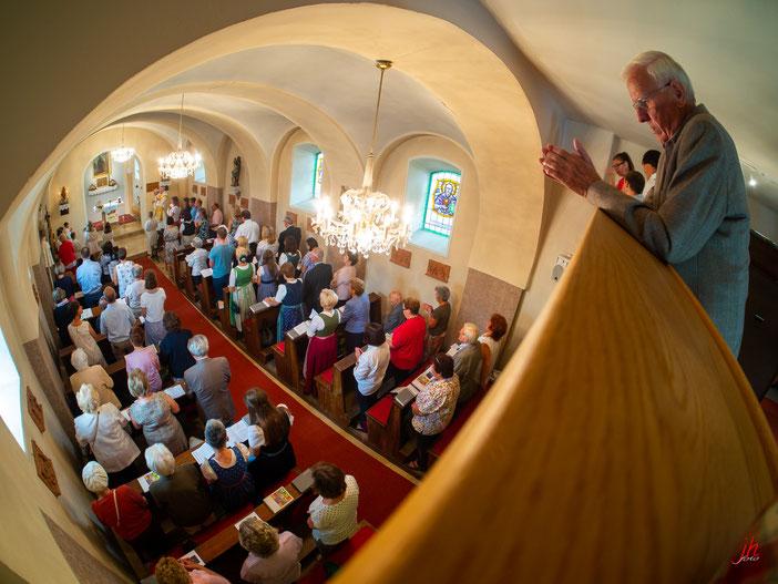 250 Jahr-Jubiläum der Mannsdorfer Kirchweihe