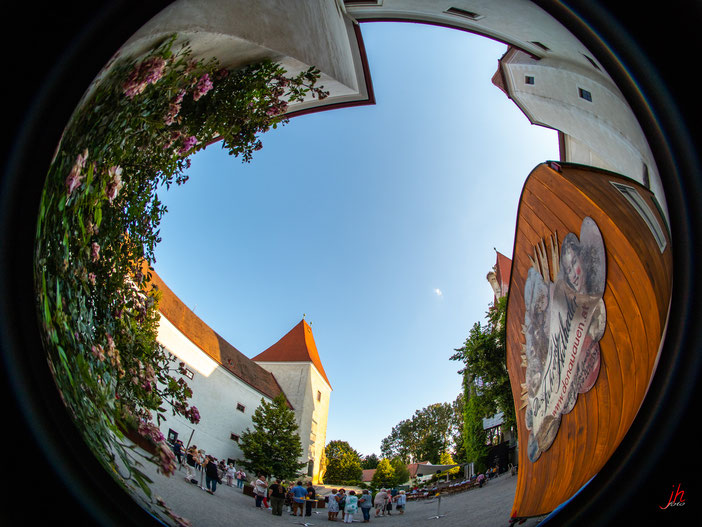 Orther Sommertheater im Schloss