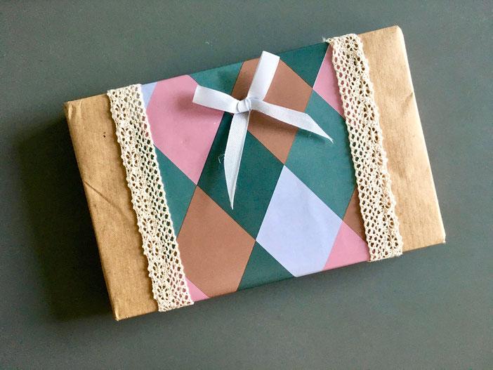Giftwrapping zum Muttertag. Süße Ideen by Kamikatze Nina
