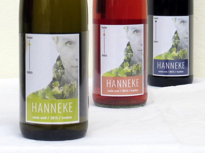 Bild Hannekes Wein-Trilogie