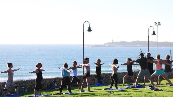 Erholung im Yoga Urlaub Andalusien