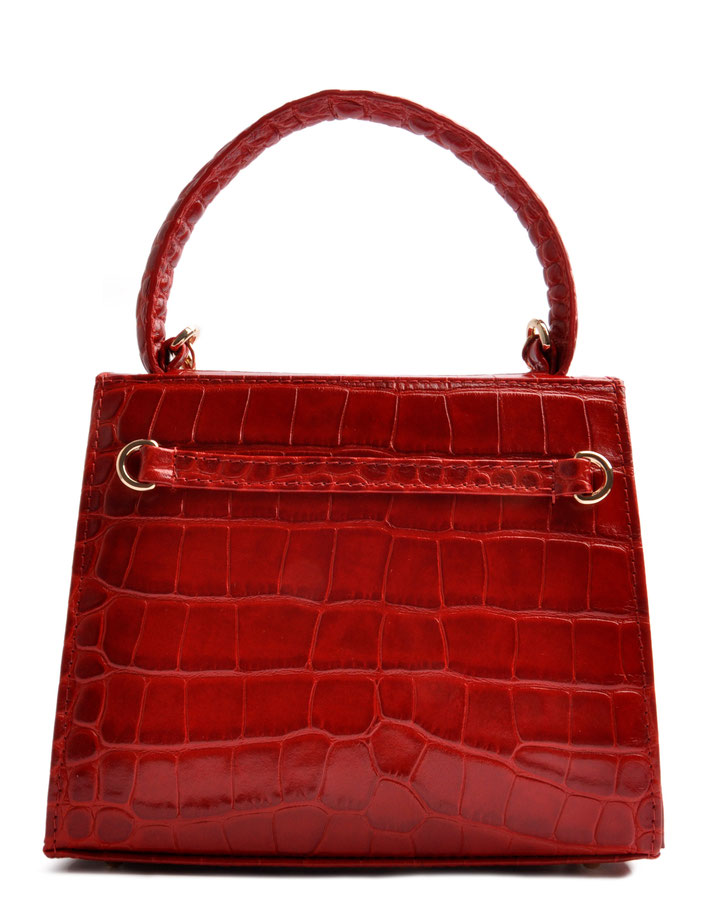 Edle Henkeltasche Olivia OSTWALD Traditional Craft