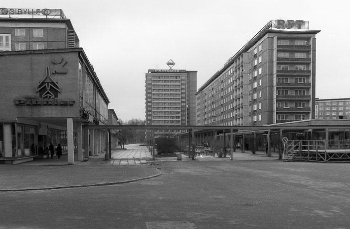 Rosenhof, RFT, Pionier, IFA Mobile, Karl-Marx-Stadt, 1980, 80er Jahre, DDR, Deutsche Demokratische Republik
