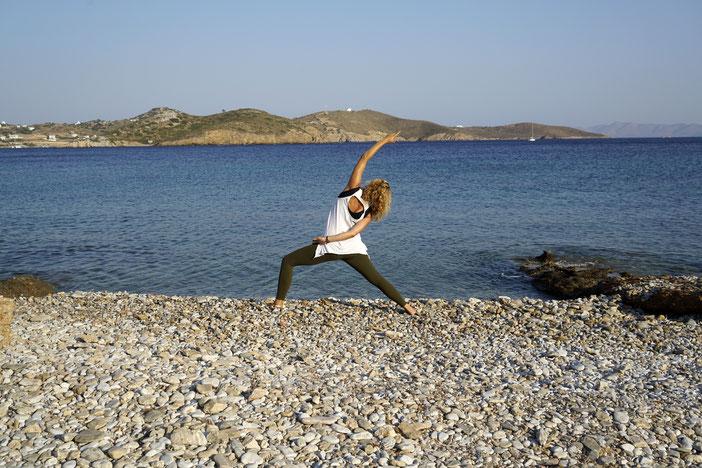 Sandra Schönmann, samiya-yoga.ch und evolution-retreats.ch