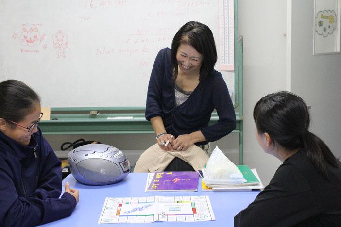 舞鶴英会話中学生コミュニケーションクラス