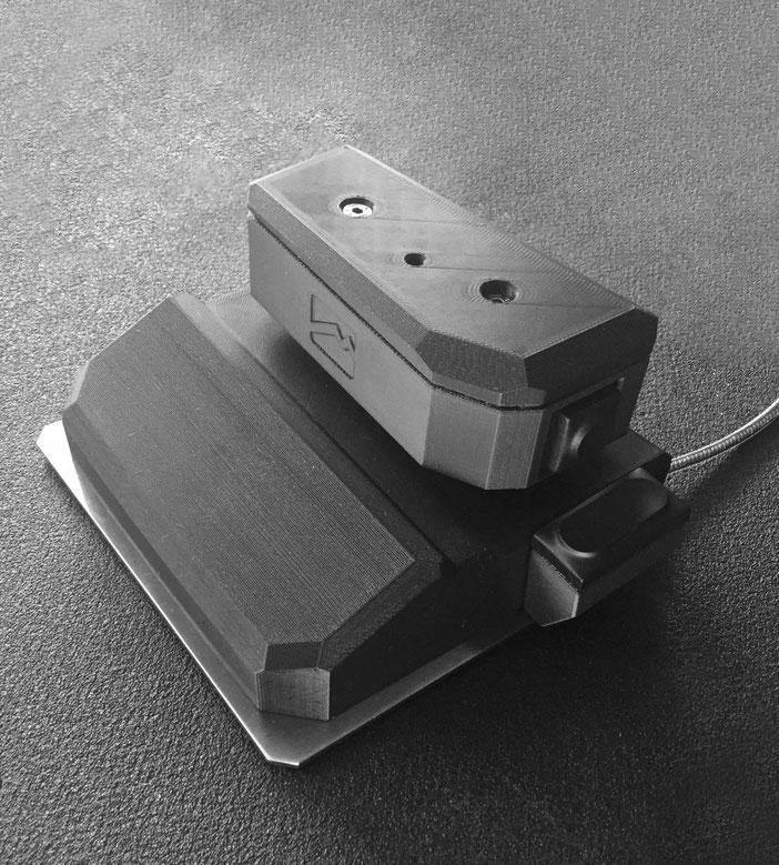 Die MoveMaster Haptik entstand durch monatelange Form und Praxistests