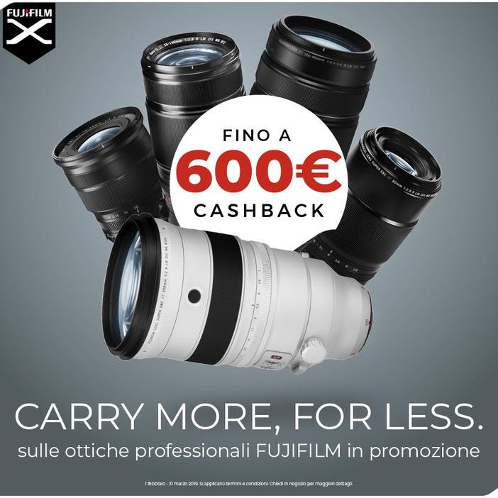 Cashback Fujifilm Sodini